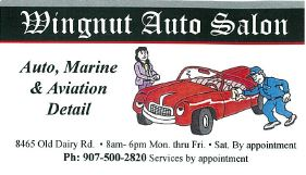 Wingnut Auto Salon